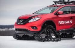 Nissan Winter Warrior – zimowy wojownik nadchodzi