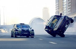 Ken Block's Gymkhana EIGHT w Dubaju
