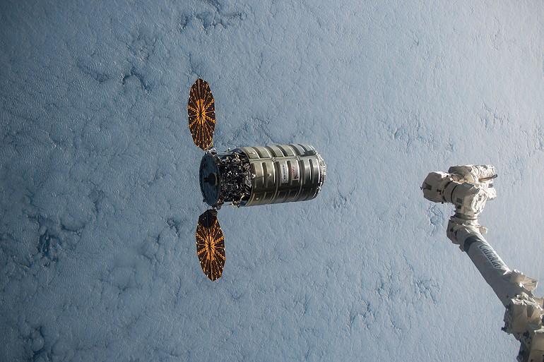 NASA wywoła pożar w kosmicznej kapsule