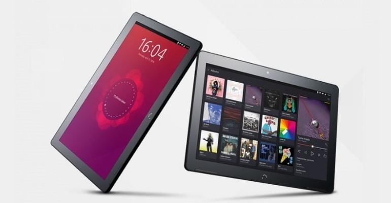 Pierwszy tablet Ubuntu z systemem Linux