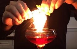 Piekielny koktajl - płomienie prosto z cytrusów