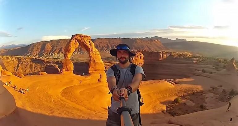 Alex Chacon | 360 stopni dookoła świata
