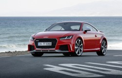 Audi TT RS Roadster i Coupe i potężna dawka mocy