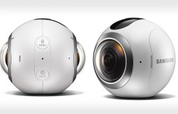 Samsung Gear 360 Aparat 360 stopni