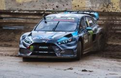Nowy Ford Focus RS RX Rallycross początki budowy [video]