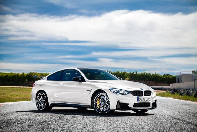 BMW M4 CS tylko dla Hiszpanii