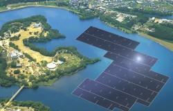 W Japonii budują największa pływającą farmę paneli słonecznych na świecie.