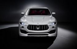 Maserati Levante - pierwszy SUV luksusowej marki