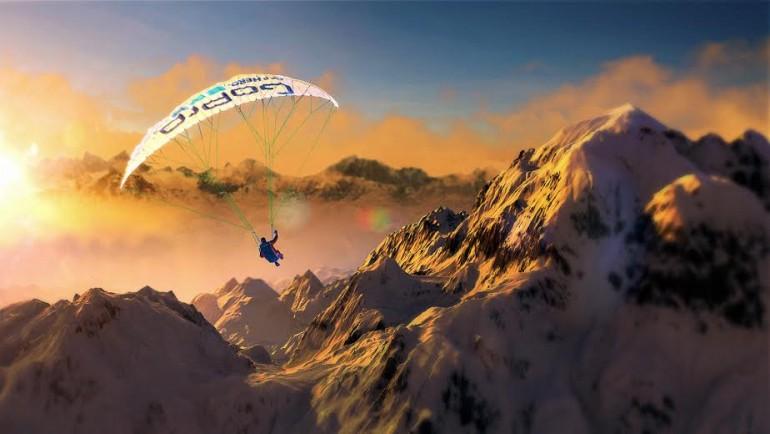 Steep – gra o ekstremalnym narciarstwie w przepięknych Alpach