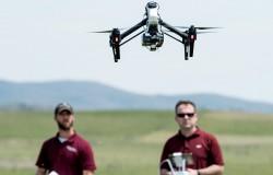 NASA prowadzi testy systemu kontroli ruchu dronów.