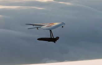 Chwała Poranna niesamowite zjawisko i ekstremalne latanie