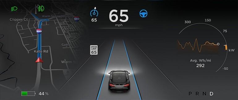 Tesla aktualizuje autopilota z wykorzystaniem radaru pokładowego