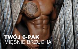Mięśnie brzucha - Twój 6-pak
