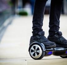Hoverboard genialny gadżet i śmieszne upadki