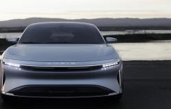 Lucid Air elektryczny samochód o mocy 1000 KM i zasięgu 400 mil