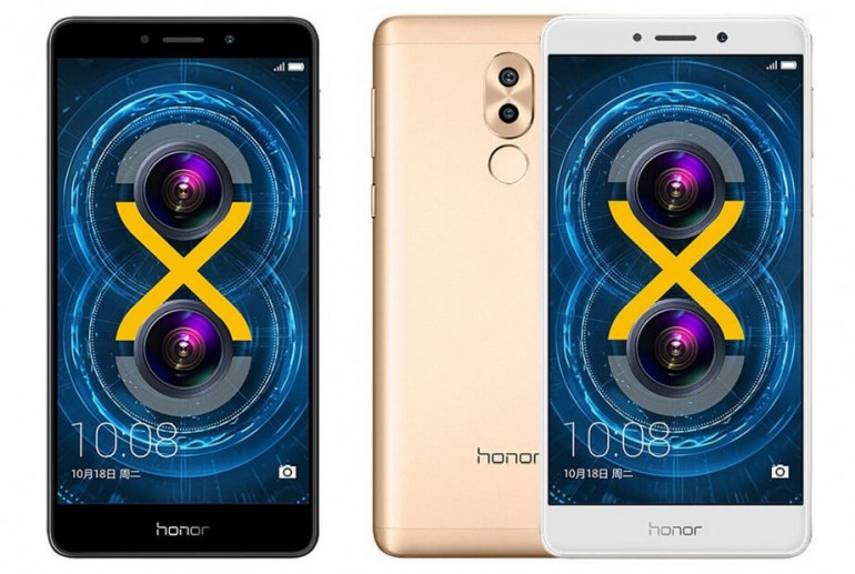 Honor 6X będzie do kupienia w drugim kwartale 2017