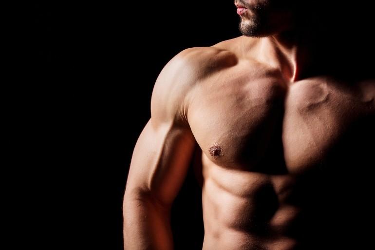 Stalowe ramiona i twardy piceps