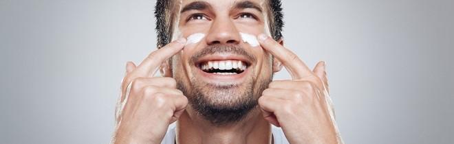 Mężczyzna tez powinien dbać o skórę. Kosmetyki dla faceta.
