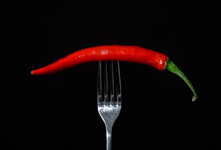 Papryczka chili afrodyzjak zwiększający apetyt na seks