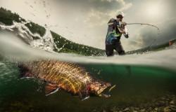 Wędkarstwo idealne hobby dla przemęczonego faceta