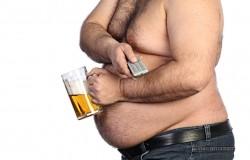 Co za dużo to nie zdrowo.  Uzależnienie od piwa.