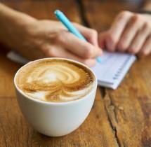 Plan dnia to dobry pomysł. Notuj co chcesz zrobić.