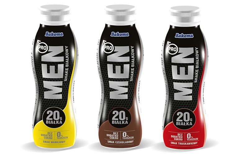 Nowość - MEN shake proteinowy