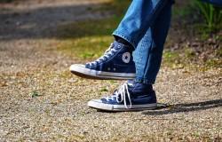 Trampki Converse zawsze modne