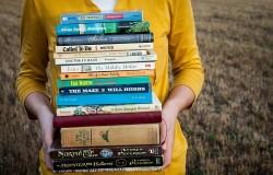 Czytanie książek jako hobby