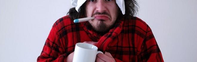 Sposób na grypę i zdrowsze życie