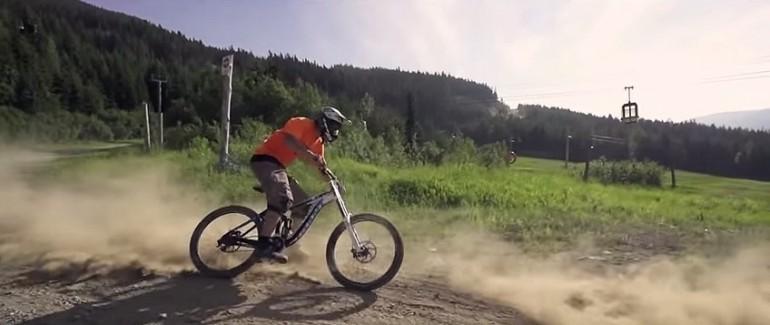 Downhill & Freeride Tribute 2015 MTB